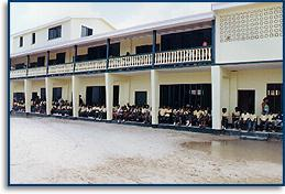 Higher education at Belize Schools